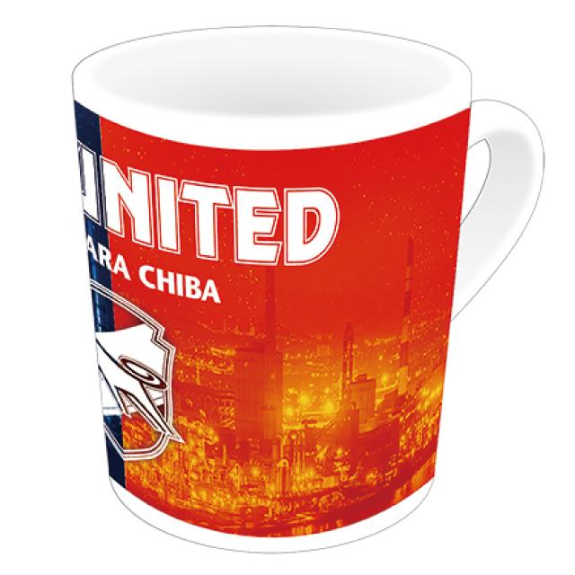 サマーナイトユニフォームデザインマグカップ