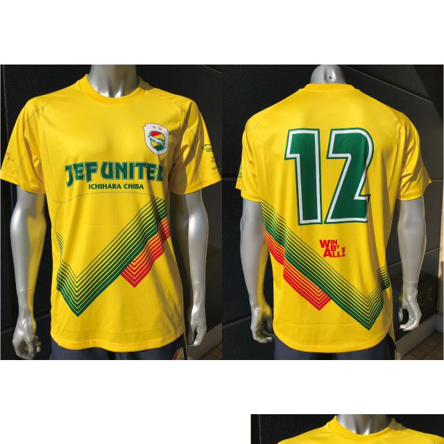 復刻ユニフォームTシャツ2012年モデル