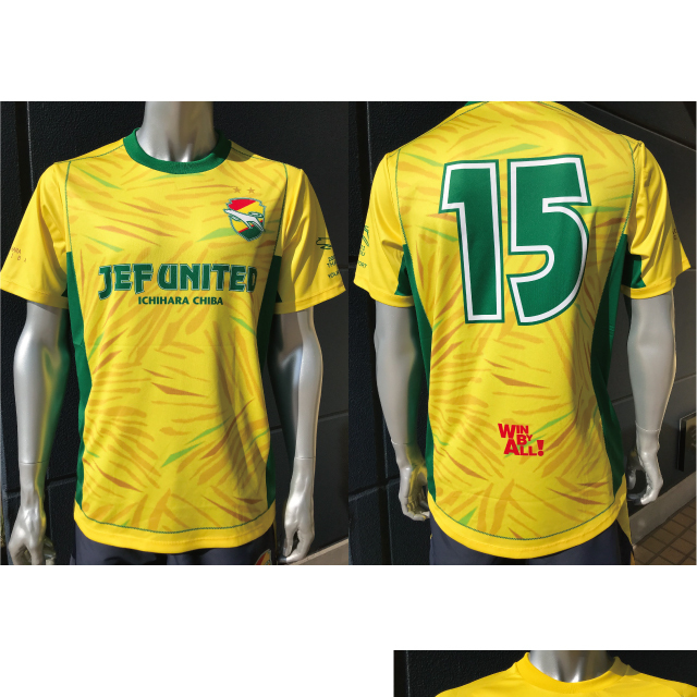 復刻ユニフォームTシャツ2015年モデル