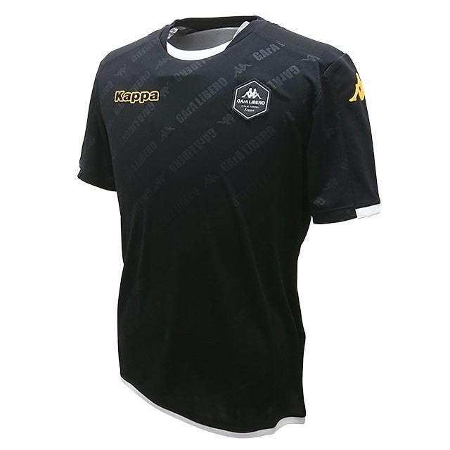 20半袖Tシャツ(ブラック)