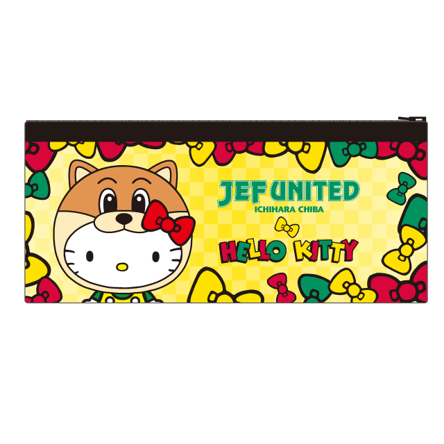 HELLO KITTYクリアポーチ2個セット