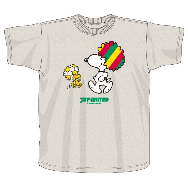 スヌーピーTシャツ(アフロ柄)(S・M・L)