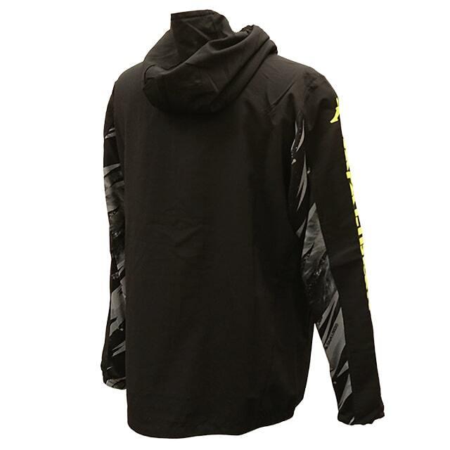 21トレーニングクロスジャケット(ブラック)