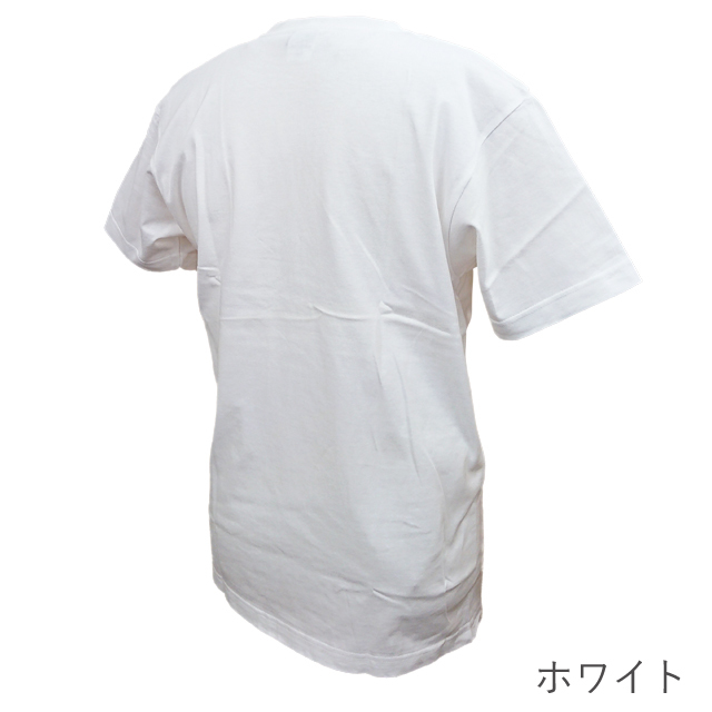 ワンポイント刺繍ポケットTシャツ