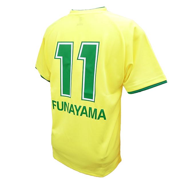 【8番・11番】オリジナルコンフィットTシャツ(S・M・L・LL)