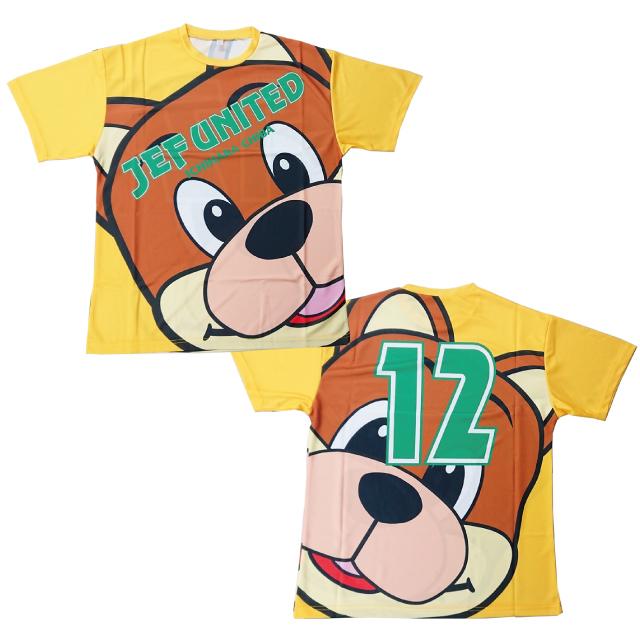 ジェフィユニTシャツ