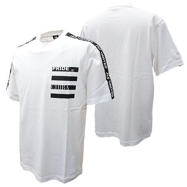 ラインロゴTシャツ