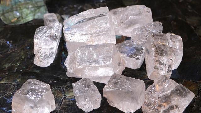 全方位対応!驚異の浄化力水晶岩塩 大粒