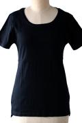 インナーTシャツブラック