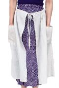 レイヤードスカート