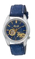 和心・日本製・腕時計(自動巻)カラー紺・メンズ(男性用)送料無料