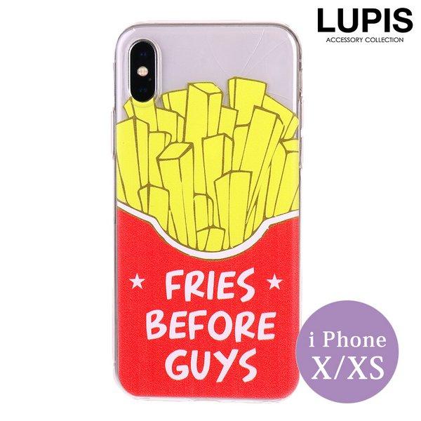 フライドポテトiPhone用ケース【iPhoneX・iPhoneXS】