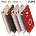 マットカラーフィンガーリングiPhone用ケース【iPhone6・iPhone6s・iPhone7Plus・iPhoneX】
