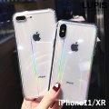 オーロラクリアiPhone用ケース【iPhoneXR・iPhone11】