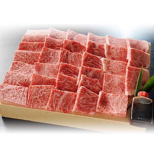 黒毛和牛ロース焼肉用(400g・自家製焼肉のたれ50g)を販売