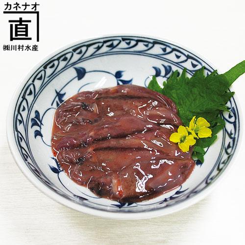 富山県名産品・蛍烏賊(ほたるいか)の塩辛を販売
