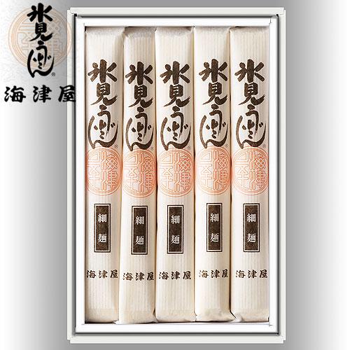 海津屋・氷見うどん(氷見饂飩)を販売