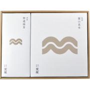 富山 室屋 あいの風ギフト KS-30 化粧箱入 ラウス昆布 国産椎茸