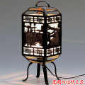 高岡の伝統工芸・モダンな行灯(あんどん)を販売