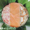富山名産・鱒(ます)、鰤(ぶり)、蟹(カニ・かに)の押し寿し(寿司)を販売
