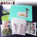 【産地直送】直営農場産・越前そば16食と山菜セット1