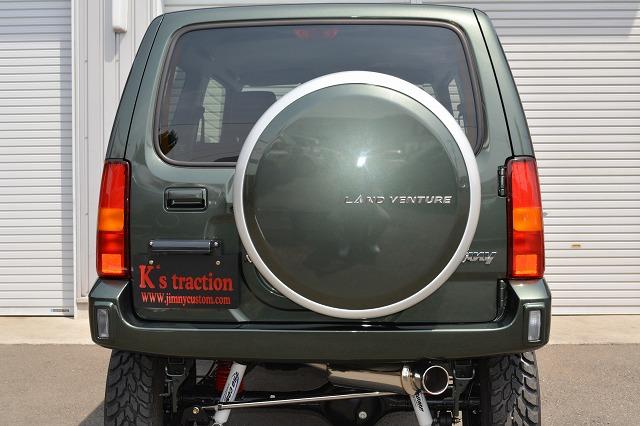 背面タイヤ移動ブラケット JB23/JB33/JB43