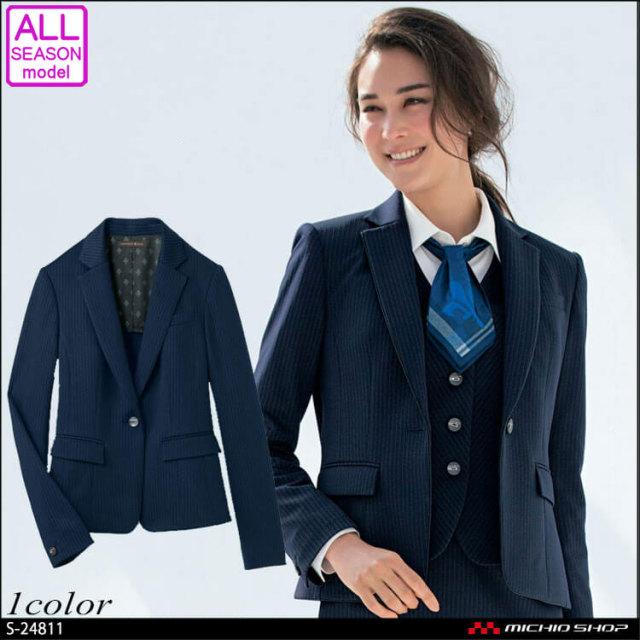 事務服 selery セロリー×パトリックコックス ジャケット S-24811 PATRICK COX 2017年秋冬新作