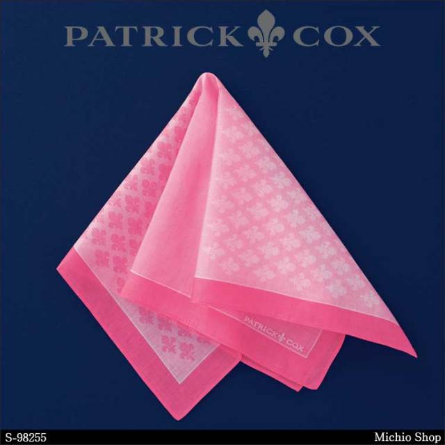 パトリックコックス×セロリー  ハンカチーフ S-98255 PATORICK COX