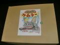 イーグルクラフト/毒ガス怪獣 ケムラー レジンキャストキット 電飾パーツ付属