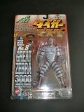 グレイト・ゼブラ3000限定版 タイガーマスクシリーズ・海洋堂/レッズ