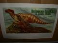 Deinosuchus vs Kritosaurus