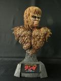 怪物屋 フランケンシュタインの怪獣 サンダ 胸像 GK完成品