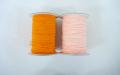 四季の糸 オレンジ500cm 水引素材(材料)