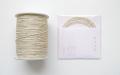 ラメ四季の糸 パール400cm 水引素材(材料)