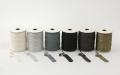《6点以上お買い上げでまとめ割!対象商品》 ラメ四季の糸400cm モノトーン1~6 水引素材(材料)