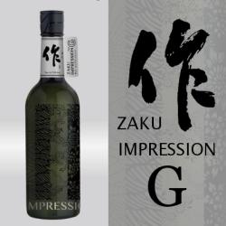 作(ザク) IMPRESSION インプレッション type - G 純米無濾...