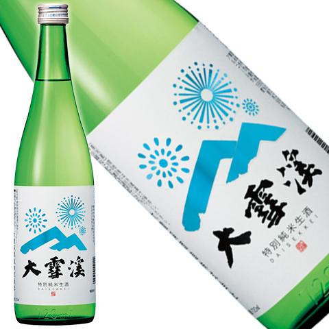 大雪渓 特別純米生酒 720ml