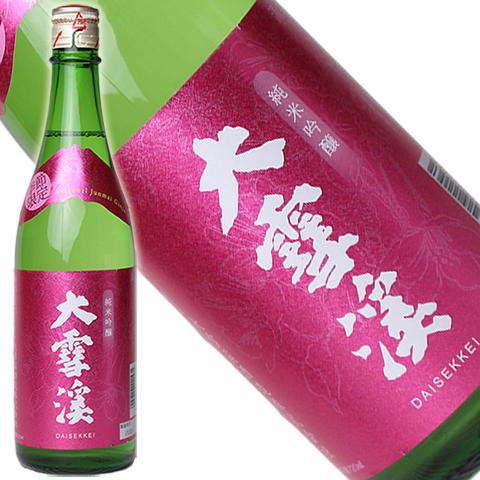 大雪渓 限定吟醸 春の純米吟醸 720ml