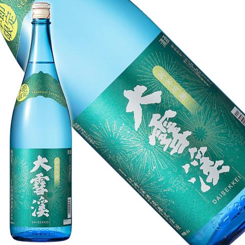 大雪渓 季節限定 夏の純米吟醸 1800ml