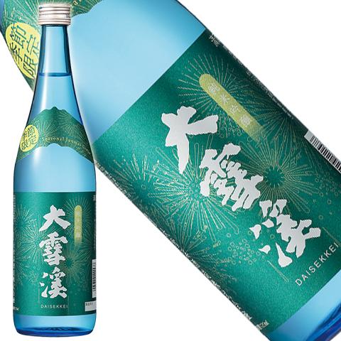 大雪渓 季節限定 夏の純米吟醸 720ml