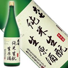 大七 純米生もと生原酒 1800ml