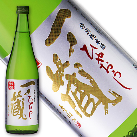 一ノ蔵特別純米酒ひやおろし720ml
