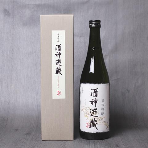 一ノ蔵 純米吟醸 酒神遊蔵 720ml