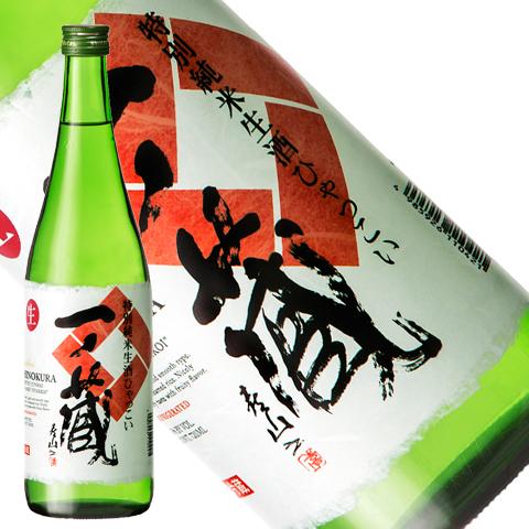 【生酒】一ノ蔵特別純米生酒ひゃっこい720ml