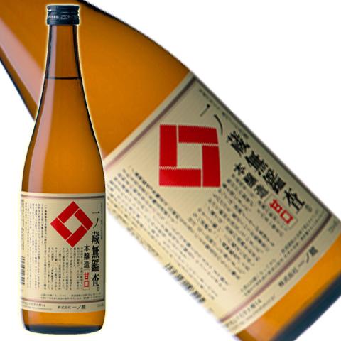 一ノ蔵 無鑑査本醸造甘口 720