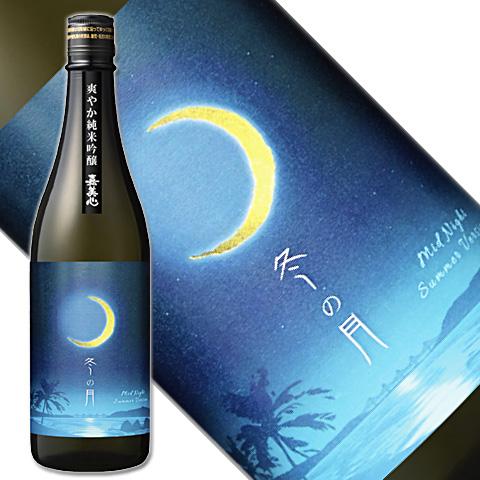 嘉美心 冬の月爽やか純米吟醸720ml