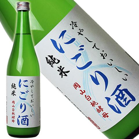 【初夏の隠し酒】嘉美心 冷やしておいしいにごり酒 720ml