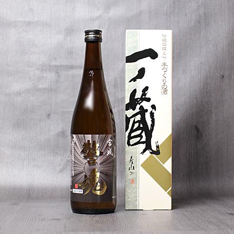 警魂【黒】純米大吟醸