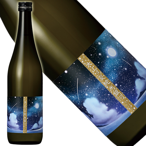 大山 特別純米酒 夏純米銀河 720ml