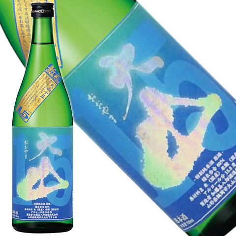 大山 特別純米原酒 十五 720ml